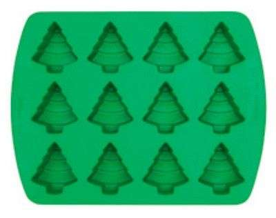 硅胶烤盘-圣诞树 制造商