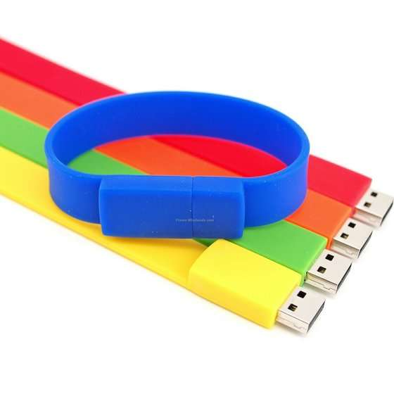 Silicone Bracelet Usb Drive Manufacturers