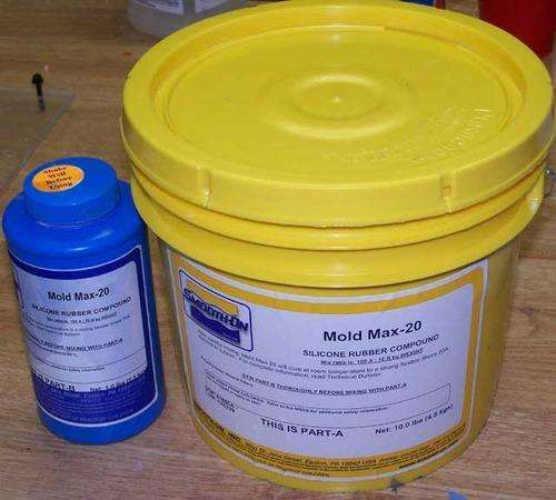 Silicone Mold Making Rubber Manufacturers
