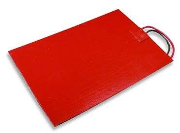 Silicone Rubber Heating Mat Manufacturers