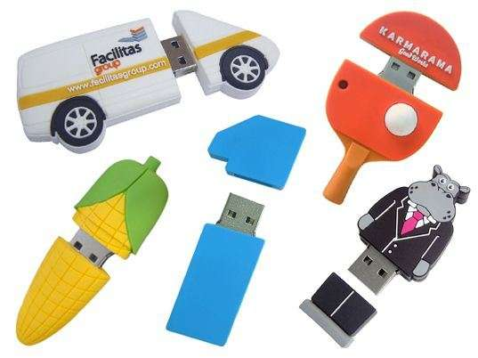 Silicone Usb Drive Manufacturers