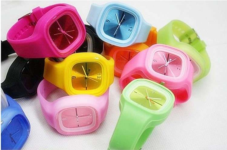 Silicone Waterproof Watch Manufacturers