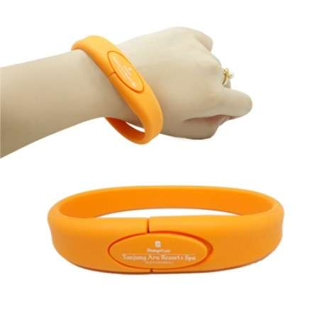 Silicone Wristband Flash Drive Manufacturers