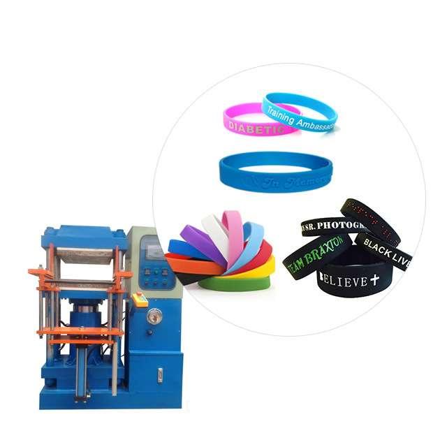 Silicone Wristband Machine Manufacturers