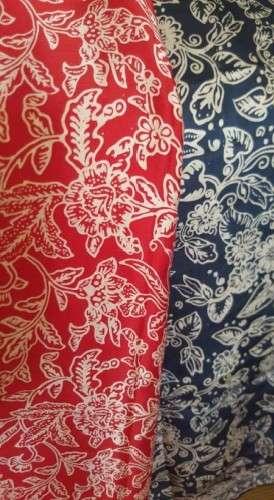 真丝蜡染布围裙 制造商