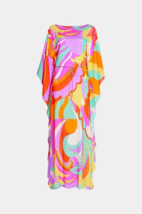 Silk Beachwear Dress Manufacturers