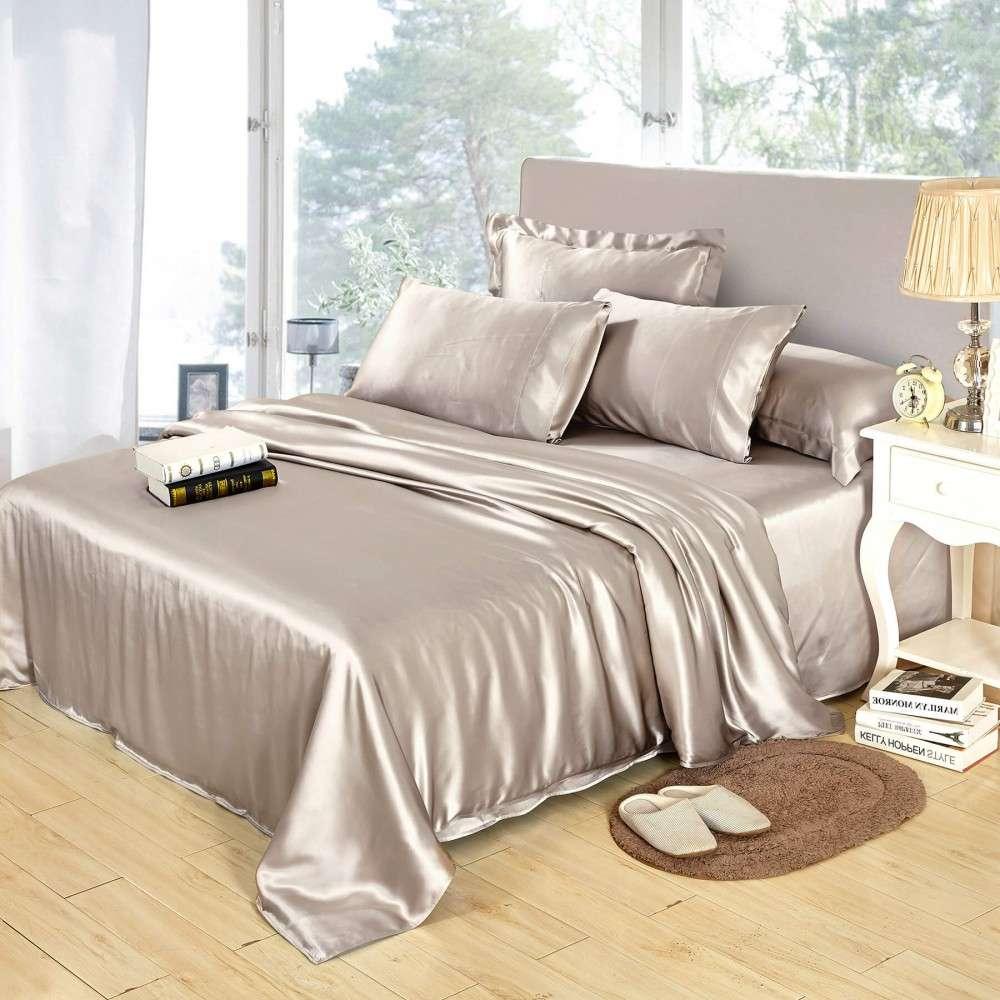 Silk Bed Sheet Manufacturers