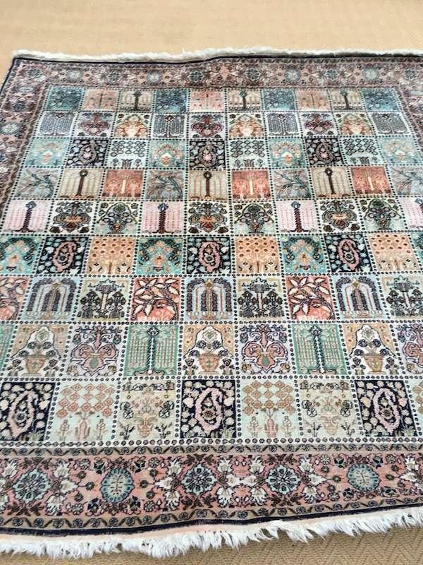 真丝地毯波斯地毯 制造商