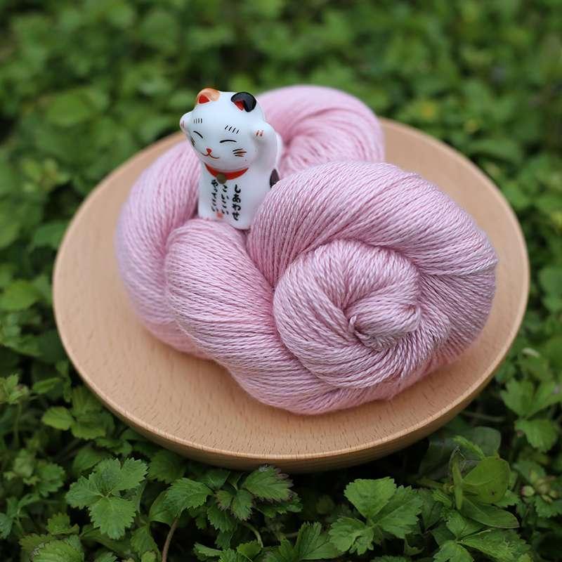真丝羊绒混纺纱 制造商