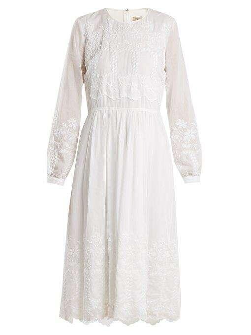 真丝棉纱连衣裙 制造商