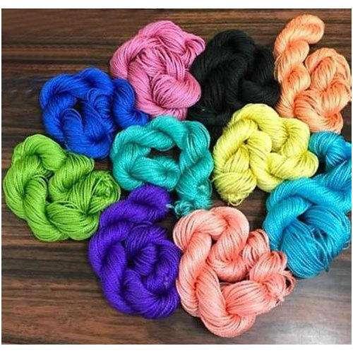 Silk Crochet Yarn Manufacturers