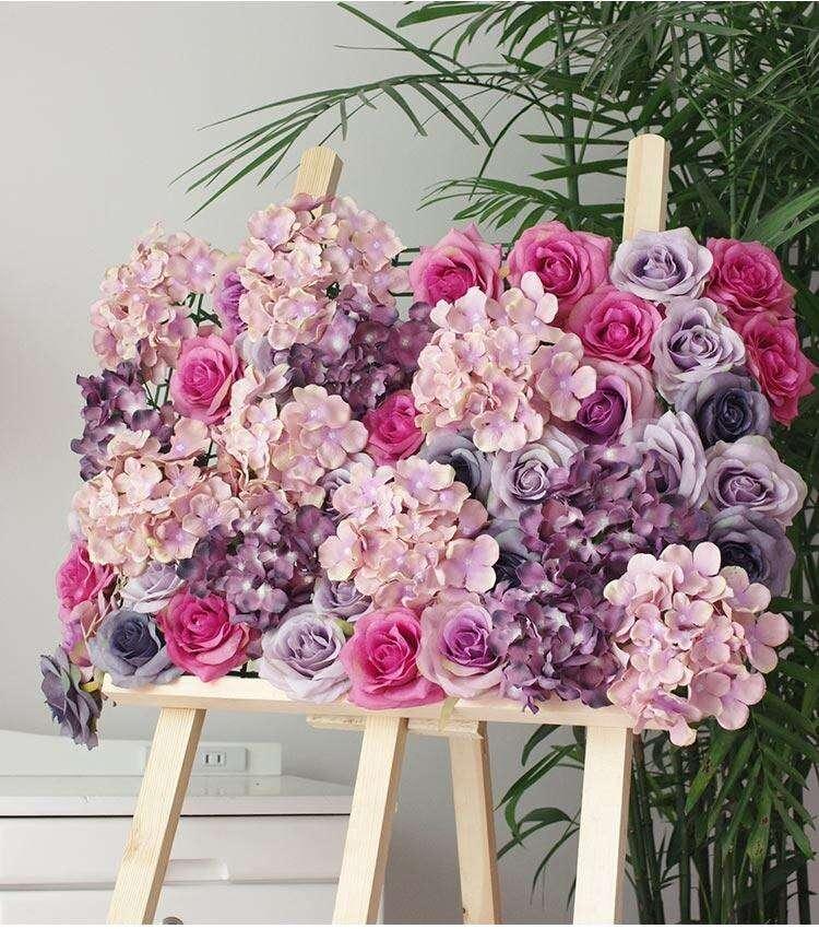 丝绸装饰花 制造商