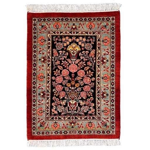 真丝手工地毯 制造商