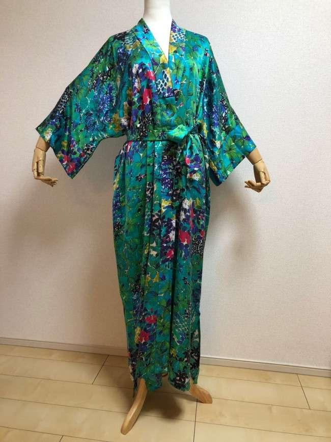 真丝和服连衣裙 制造商