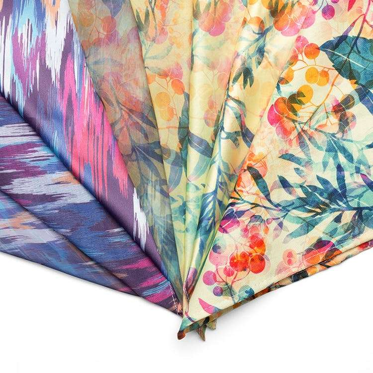 Silk Printing Fabric Manufacturers