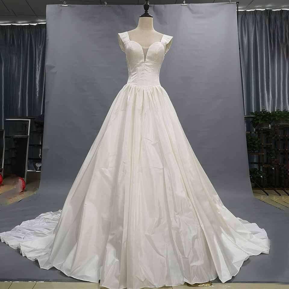 Silk Satin Wedding Dress Manufacturers
