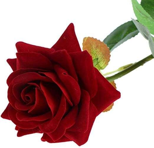 真丝单玫瑰 制造商