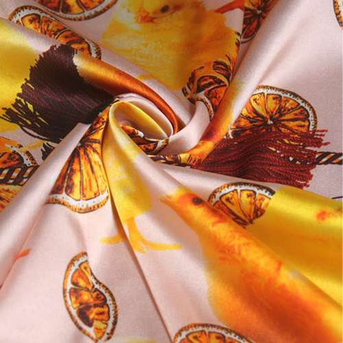 Silk Stretch Fabric Importers
