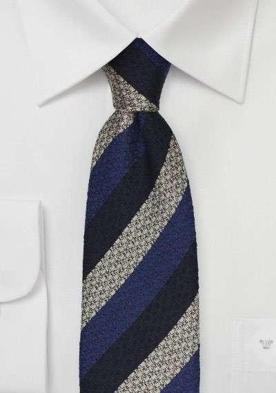 真丝条纹领带 制造商