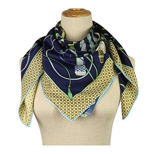 真丝斜纹围巾 制造商