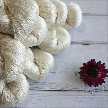 真丝编织纱 制造商