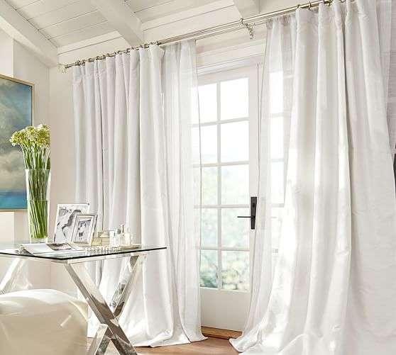 丝质窗帘 制造商
