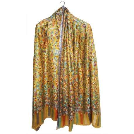 Silk Wool Shawl Manufacturers