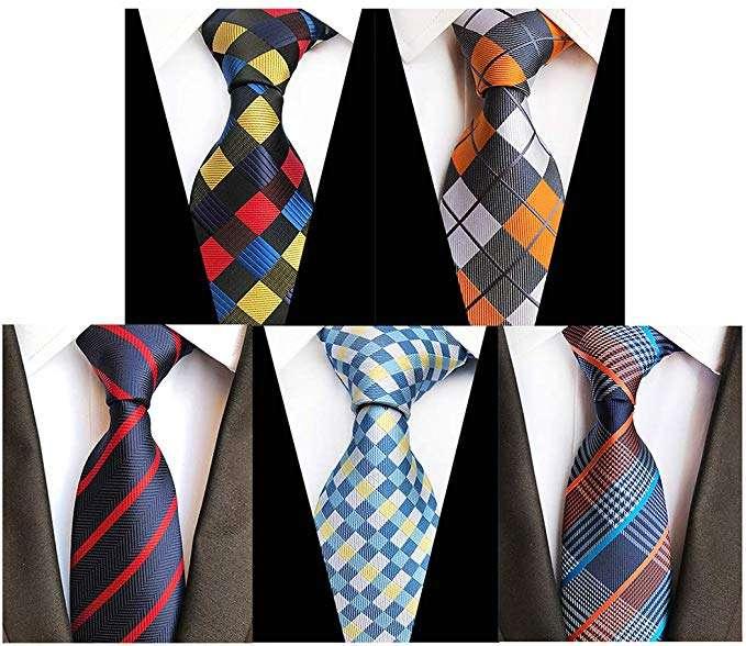 真丝编织领带套装 制造商