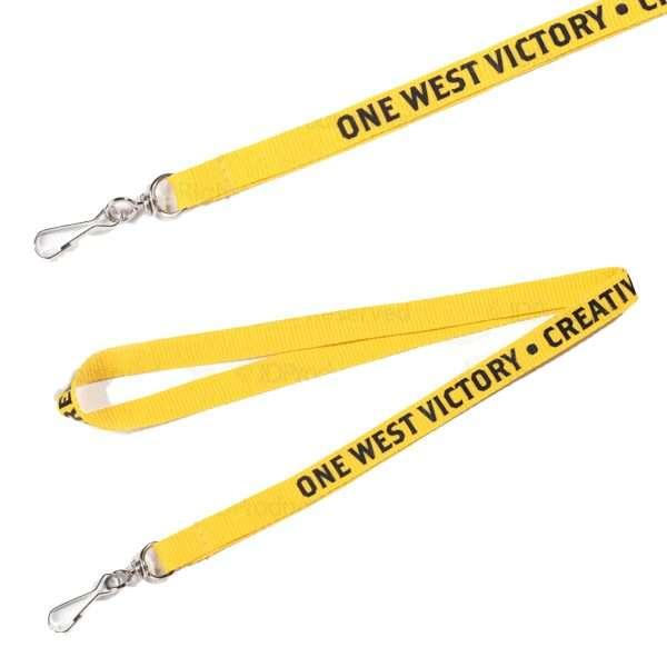 丝网印刷挂绳 制造商