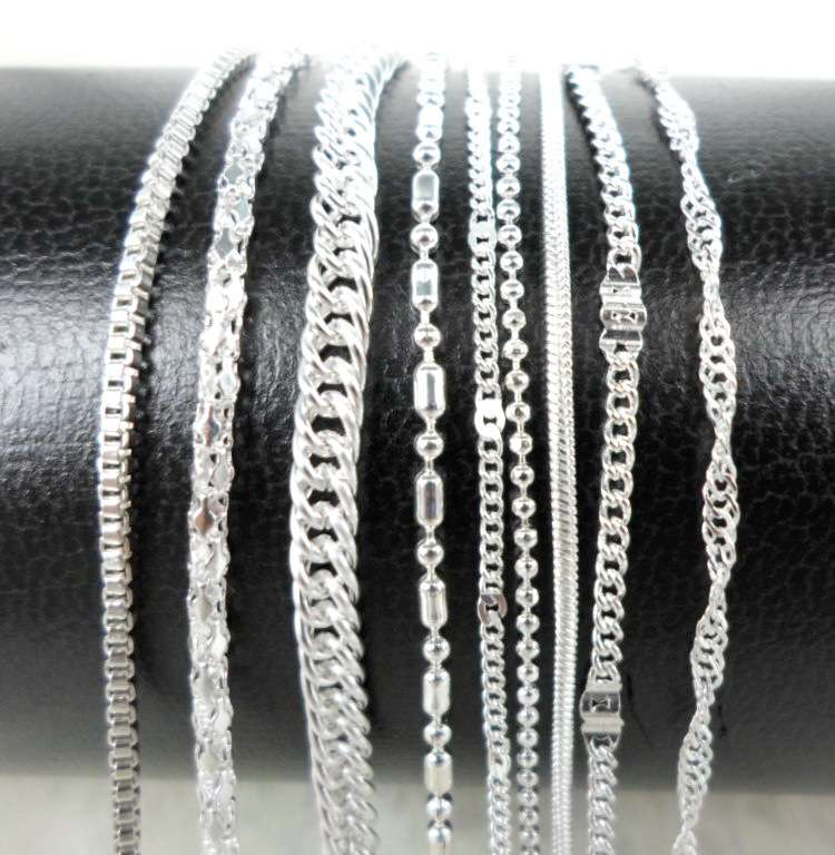Silver Chain Lot Manufacturers