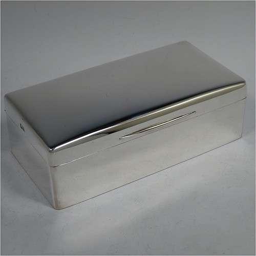 Silver Cigarette Box Manufacturers