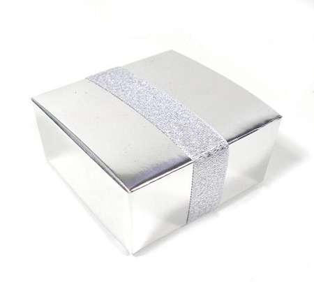 Silver Foil Paper Box Manufacturers