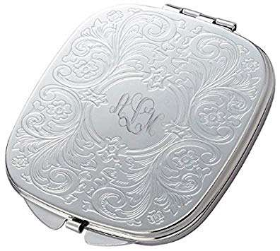 Silver Mirror Compact Manufacturers
