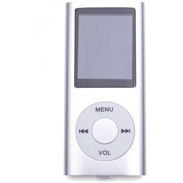 Silver Mp4 Player Manufacturers