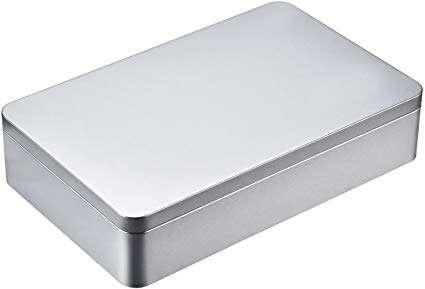 Silver Tin Box Manufacturers