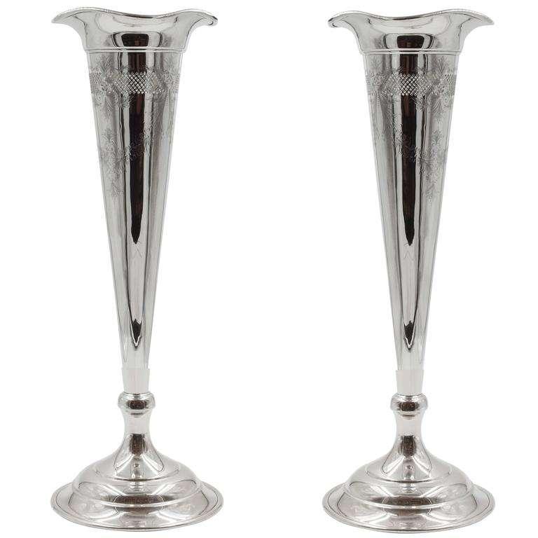 银色小号花瓶 制造商