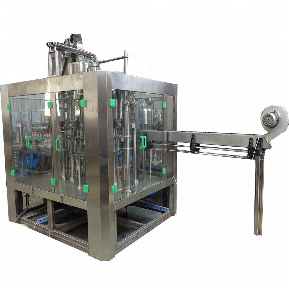 苏打水饮料灌装机 制造商