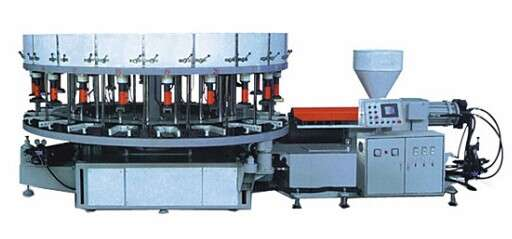 Sole Injection Moulding Machine Manufacturers