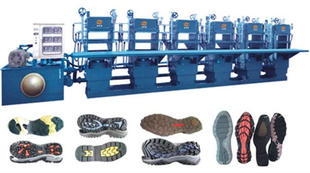 Sole Shoe Machine Manufacturers