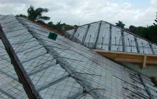 实心混凝土屋顶 制造商