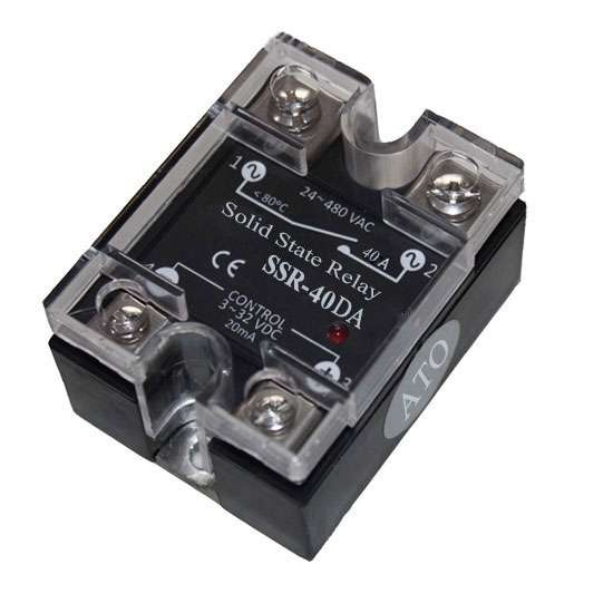 Solid Relay Ssr Manufacturers