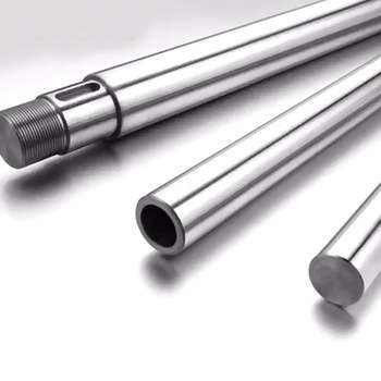 Solid Steel Shaft Manufacturers