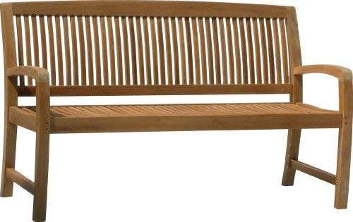 柚木户外家具长凳 制造商