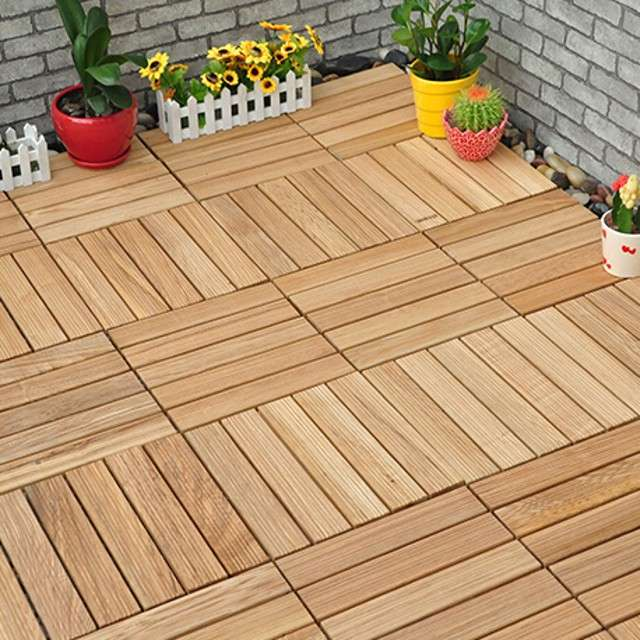 Solid Timber Decking Importers