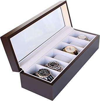 Solid Watch Box Manufacturers