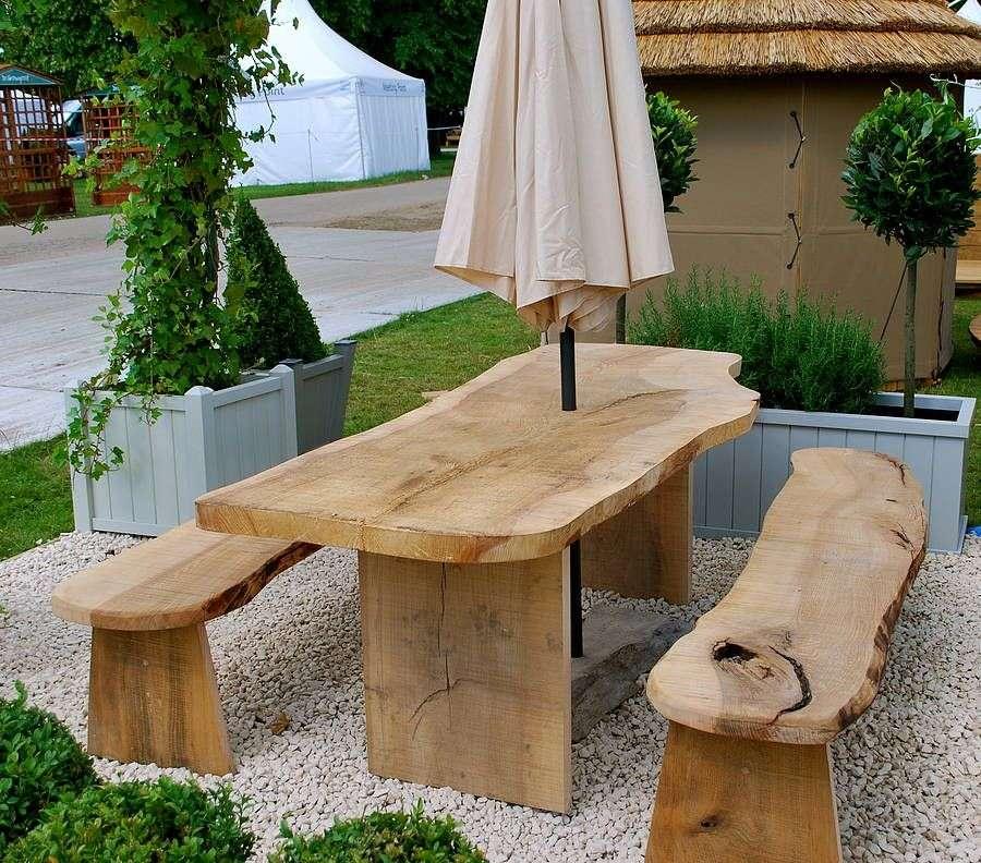 实木花园家具 制造商