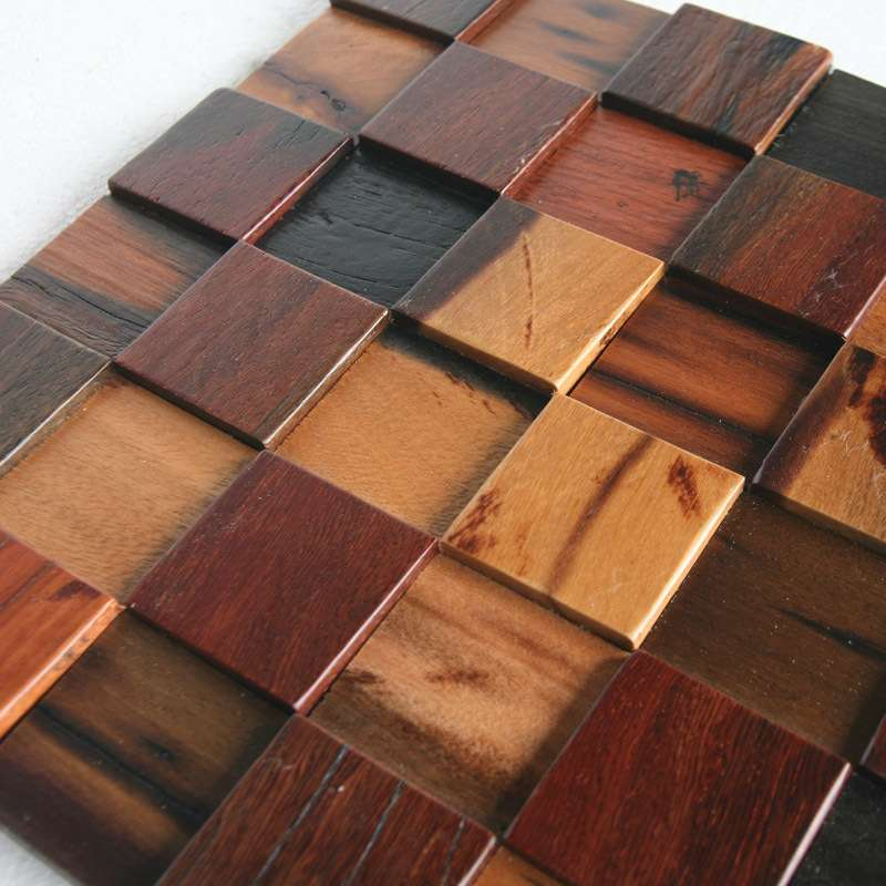 Solid Wood Tile Manufacturers