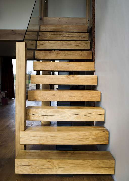 Solid Wooden Staircase Manufacturers