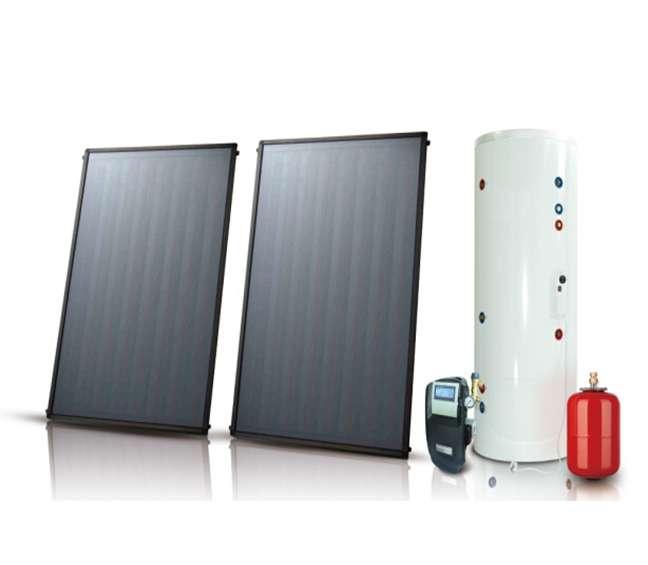 Split Flat Solar Water Heater Manufacturers
