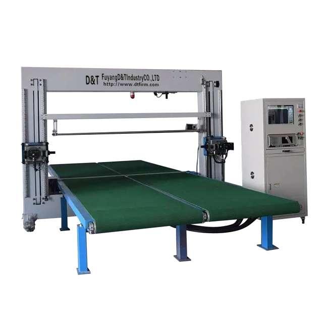 Sponge Cutting Machine Manufacturers